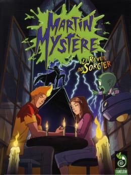 martin mystère tome 2 - le réveil du sorcier