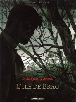Le marquis d'anaon tome 1 - l'île de brac