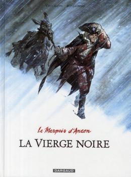 Le marquis d'anaon tome 2 - la vierge noire