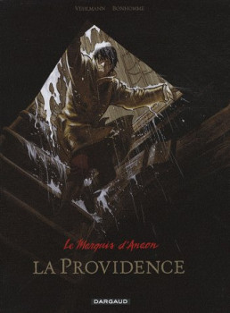 Le marquis d'anaon tome 3 - providence