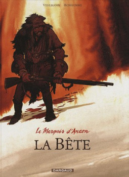 Le marquis d'anaon tome 4 - la bête
