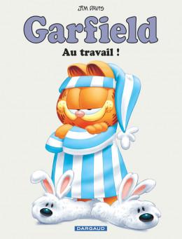 Garfield tome 48 - au travail !