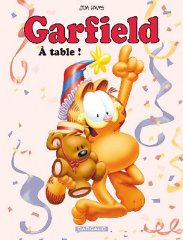 Garfield tome 49 - à table !