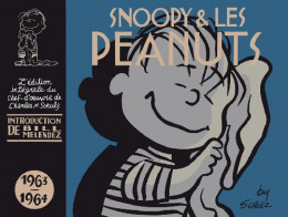 Snoopy & les peanuts - intégrale tome 7 - (1963-1964)
