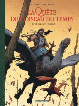 La quête de l'oiseau du temps - avant la quête tome 4
