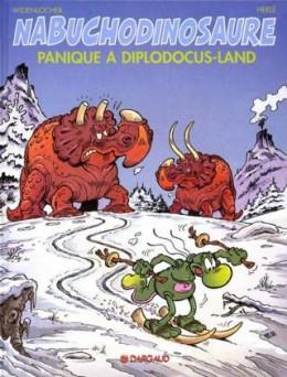 Nab tome 7 - panique à diplodocus-land