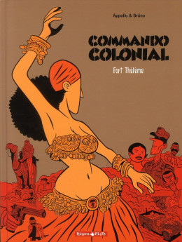 Commando colonial tome 3 - baroud à Marrakech