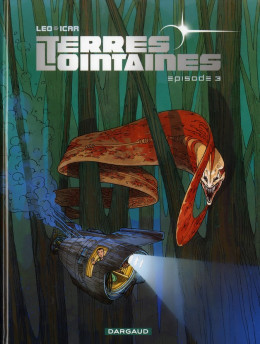 Terres lointaines tome 3