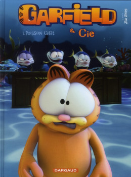 Garfield & cie tome 1 - poisson chat