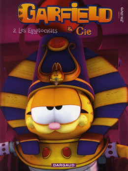 Garfield & cie tome 2 - les egyptochats