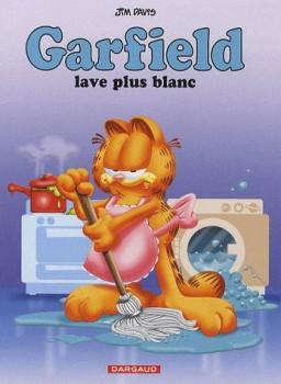 Garfield tome 14 - Garfield, lave plus blanc