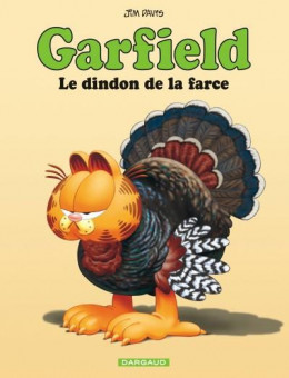 Garfield tome 54 - le dindon de la farce
