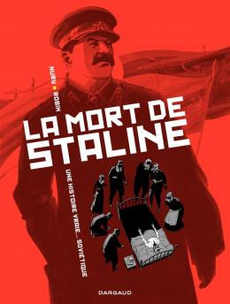 la mort de Staline tome 1 - agonie