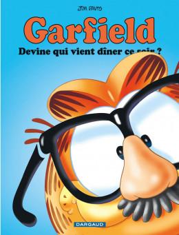 Garfield tome 42 - devine qui vient diner ce soir