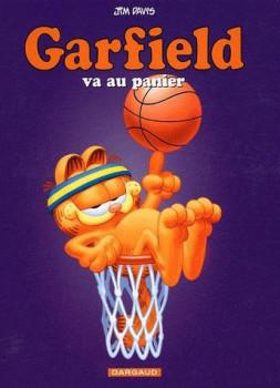 Garfield tome 41 - garfield va au panier