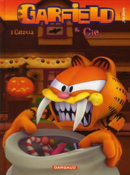 Garfield & Cie tome 3 - Catzilla