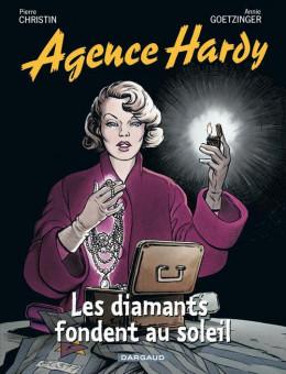 Agence Hardy tome 7 - les diamants fondent au soleil