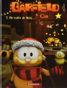 Garfield & cie tome 7 - un conte de Noël
