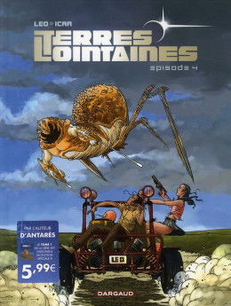 Terres lointaines tome 4