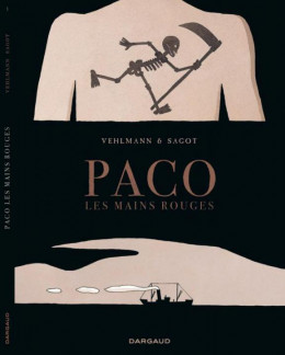 Paco les mains rouges tome 1