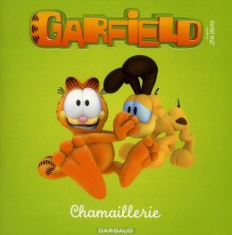 Garfield et cie tome 1 - chamaillerie