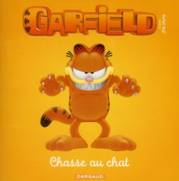 Garfield et cie tome 4 - chasse au chat