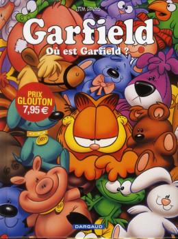 Garfield tome 45 - où est Garfield ?
