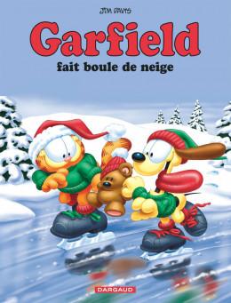Garfield tome 15 - garfield, fait boule de neige