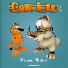 Garfield et cie tome 8 - prince Miaou