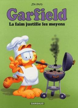 GARFIELD Tome 4 - LA FAIM JUSTIFIE LES MOYENS