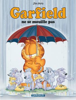Garfield Tome 20 - Garfield, ne se mouille pas