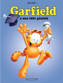 Garfield Tome 33 - Garfield a une idée géniale
