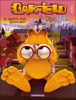 Garfield & cie tome 10 - Chasse au facteur