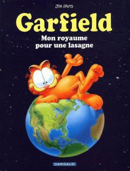 Garfield tome 6 - mon royaume pour une lasagne