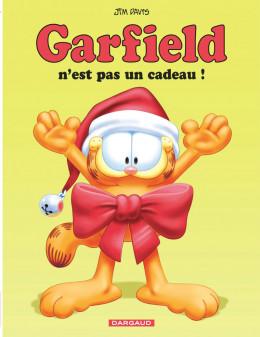 garfield tome 17 - garfield, n'est pas un cadeau !