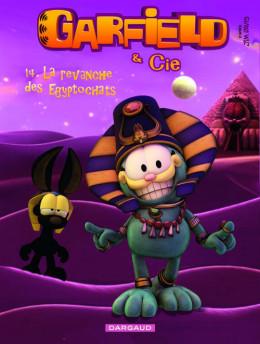 Garfield & Cie tome 14 - la revanche des Egyptochats