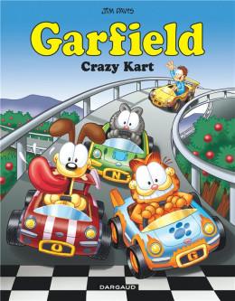 Garfield T.57 - Crazy Kart