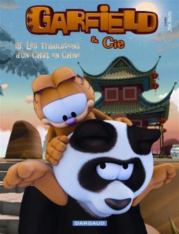 Garfield et cie tome 15 - les tribulations d'un chat en Chine