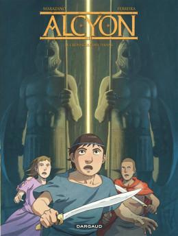 Alcyon tome 3 - Le crépuscule des Dieux