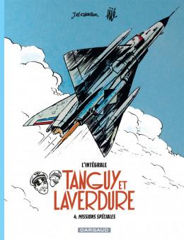 Les aventures de Tanguy et Laverdure intégrale tome 4