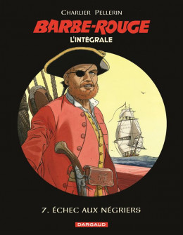 Barbe Rouge - intégrale tome 7