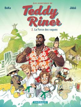 Les aventures de Teddy Riner tome 2