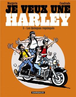Je veux une Harley tome 5