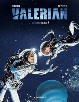 Valérian - intégrale tome 7