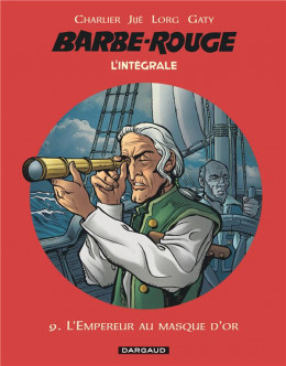 Barbe Rouge - intégrale tome 9