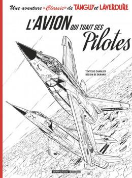Tanguy et Laverdure (classic) - tirage de luxe tome 2 - l'avion qui tuait ses pilotes
