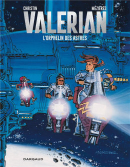 Valérian tome 17 - l'orphelin des astres