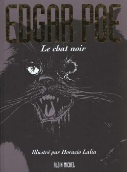 Edgar Poe le chat noir