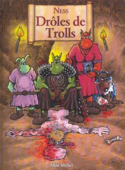 drôles de trolls