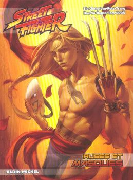 street fighter tome 5 - ruses et masques